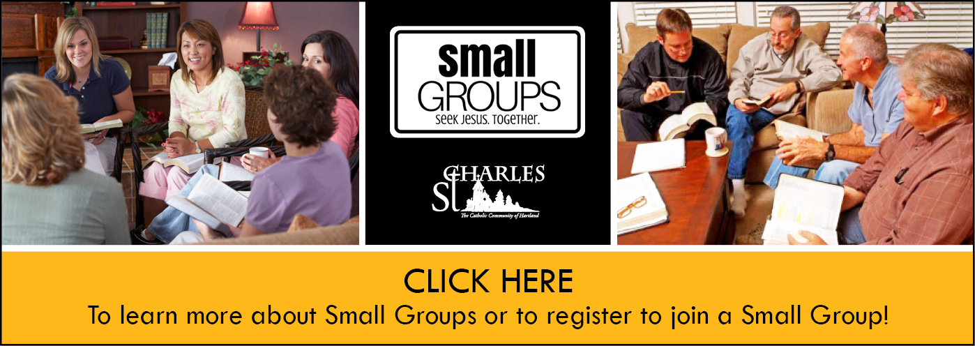 Small Group Information & Registration Slide 2021